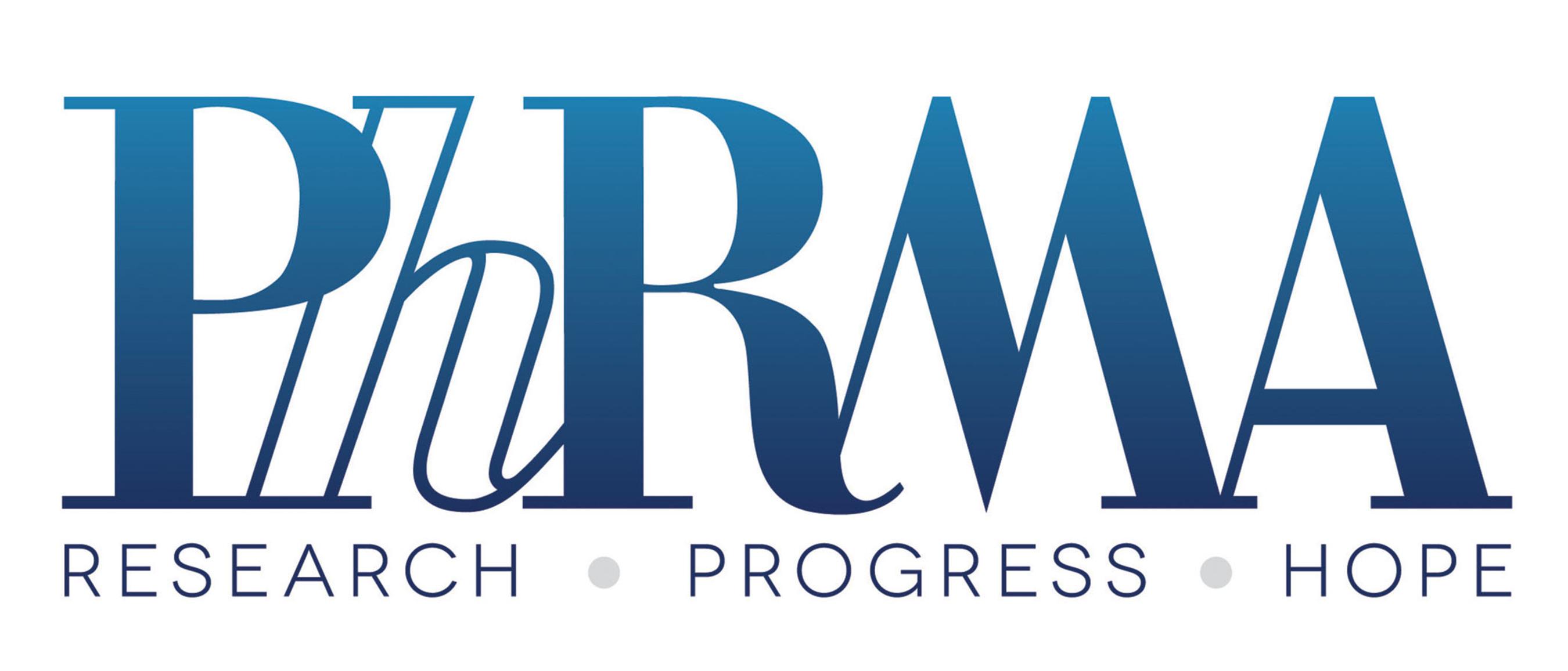 PhRMA Research Progress Hope