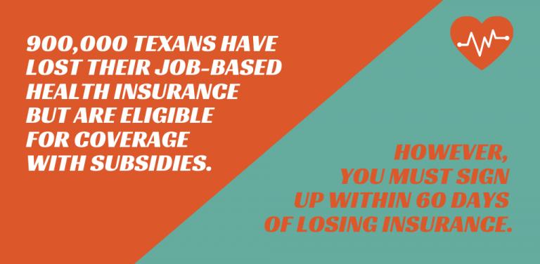 Alarming New Data Show Texas Uninsured Population Growing Amid Pandemic