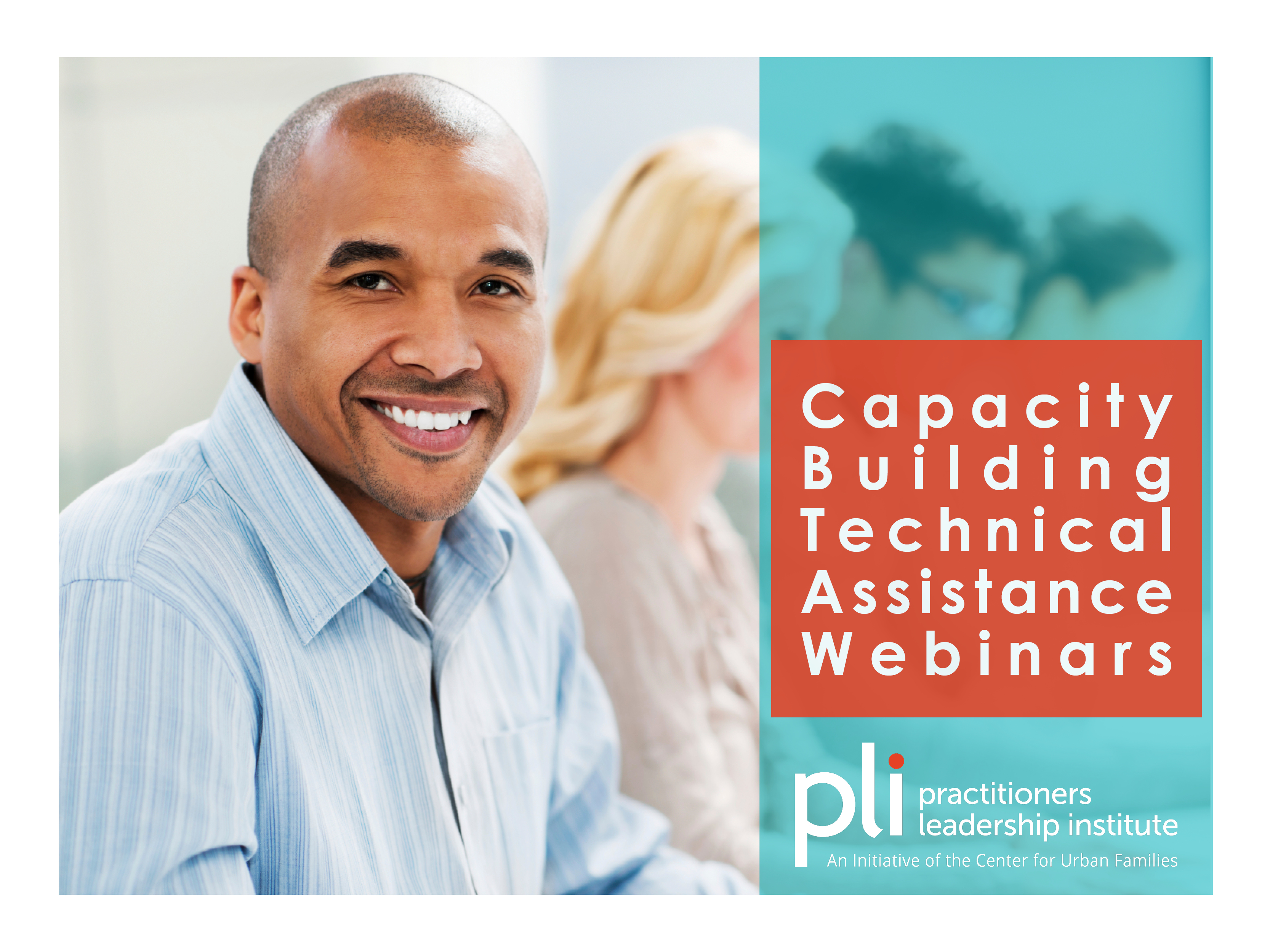 Image: Capacity Building Technical Assistance Webinar Series