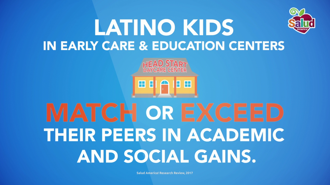 Latino Kids Benefit from ECE programs