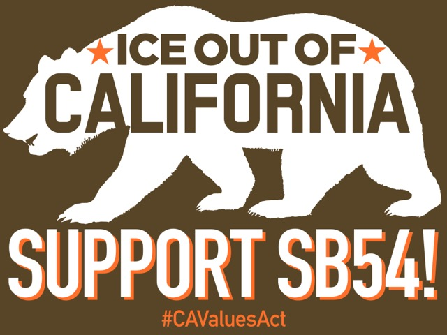 Image result for sb 54 california