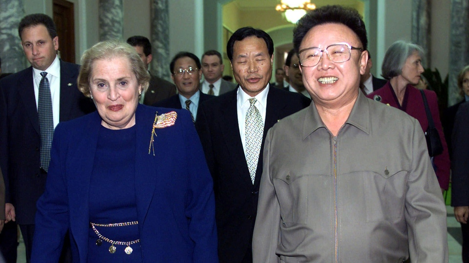 New Evidence on Clinton Administration Negotiations with North Korea